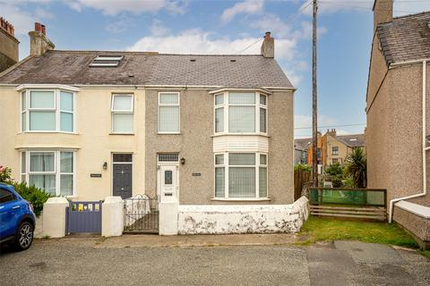 4 bedroom semi-detached house for sale - Warren Road, Rhosneigr, Sir Ynys Mon, LL64