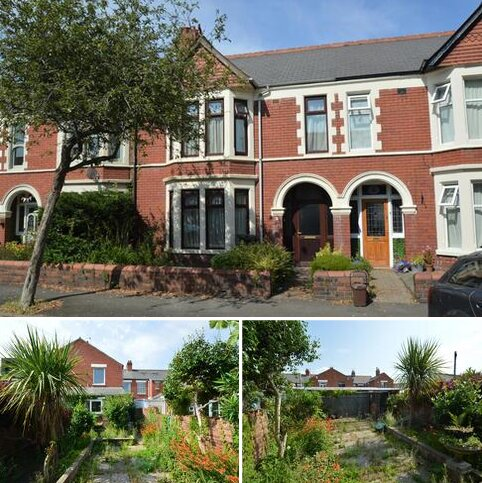 4 bedroom terraced house for sale - Sturminster Road, Cardiff, CF23