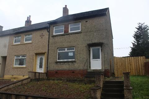 2 bedroom end of terrace house to rent - Braeside Crescent, Kirkmuirhill, South Lanarkshire, ML11