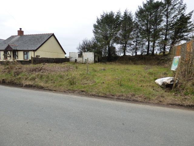 Plot Commercial for sale in Tegryn
