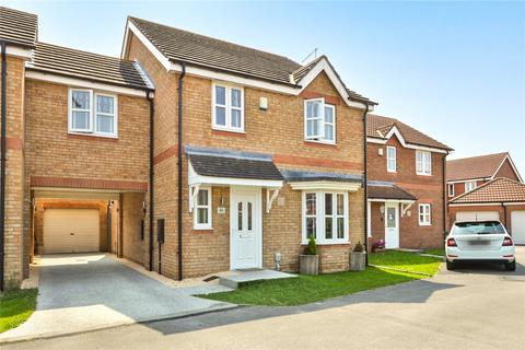 4 bedroom link detached house for sale - Whisperwood Way, Bransholme, Hull, HU7