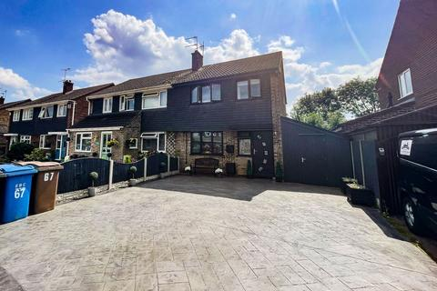 3 bedroom semi-detached house for sale - Lathkilldale Crescent, Long Eaton NG10 3PE