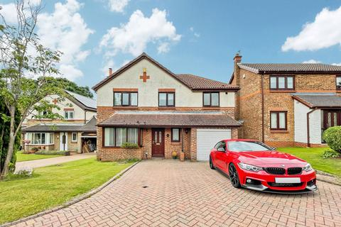 4 bedroom detached house for sale - Lowther Court, Oakerside Park, Peterlee, Durham, SR8 1JJ