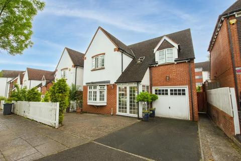 6 bedroom detached house to rent - Middlepark Drive, Birmingham, B31