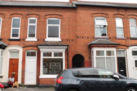 3 bedroom terraced house for sale - Majuba Road, Edgbaston, Birmingham, B16 0PD