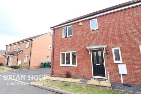 3 bedroom semi-detached house to rent - Ferguson Close, Bannerbrook