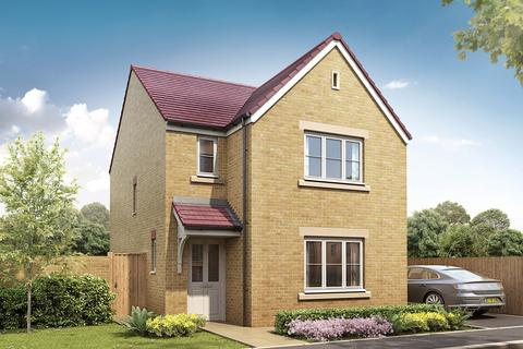 3 bedroom detached house for sale - Plot 51, The Hatfield at Tawcroft, Andrew Road, Larkbear EX31