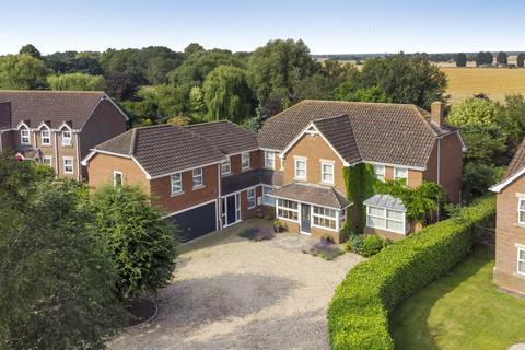 6 bedroom detached house for sale - Hallfield, Bassingham, LN5
