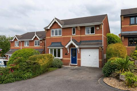 4 bedroom detached house for sale - Oakfield Grove, Biddulph