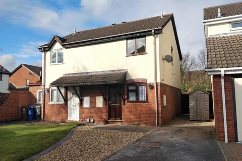 2 bedroom semi-detached house to rent - Haymoor, Lichfield