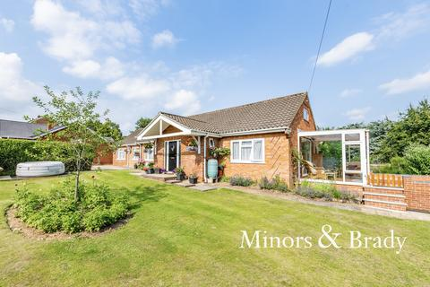 4 bedroom detached bungalow for sale - Sandy Lane East, Dereham
