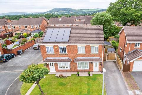 2 bedroom semi-detached house for sale - Bridgewater Close, Mossley, Congleton