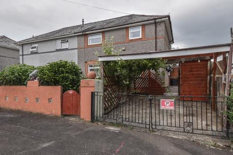 3 bedroom semi-detached house for sale - Heol Fedw, Cwmrhydyceirw, Swansea, SA6