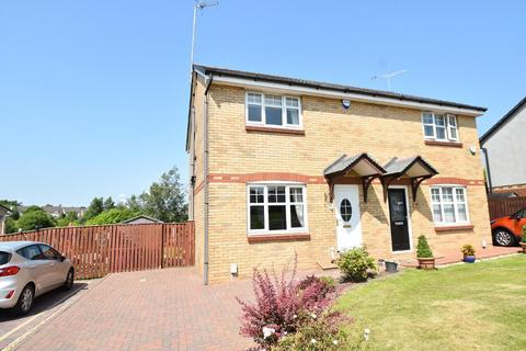 3 bedroom semi-detached house for sale - Briarcroft Drive, Robroyston, Glasgow, G33 1RD