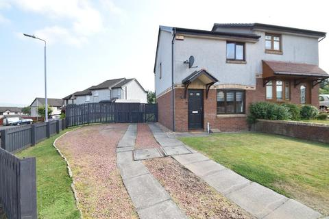 2 bedroom semi-detached house for sale - Briarcroft Place, Robroyston, Glasgow, G33 1RF