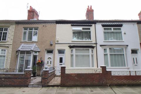 3 bedroom terraced house for sale - Stanley Park Avenue South, Liverpool