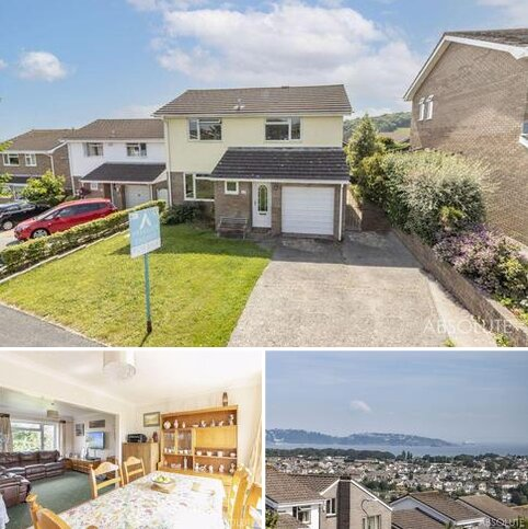 4 bedroom detached house for sale - Summercourt Way, Brixham