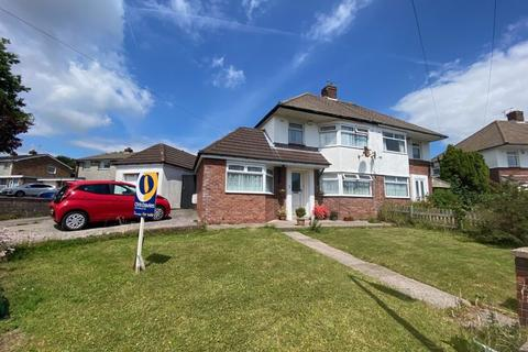 3 bedroom semi-detached house for sale - Crossfield Road, Barry