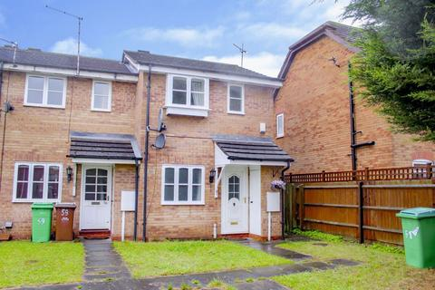 2 bedroom terraced house to rent - Heron Drive, Lenton, NG7 2DF