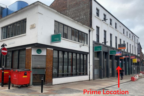 Shop to rent - Retail 5, Slater Studios