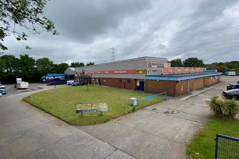 Industrial unit for sale - Ystrad Road, Fforestfach, Swansea