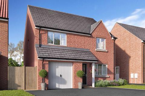 4 bedroom detached house for sale - Plot 2-21, The Goodridge at Heartlands, Spellowgate, Driffield, East Yorkshire YO25