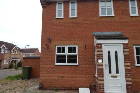 2 bedroom semi-detached house to rent - Worthington Road, Balderton