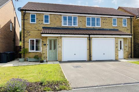 3 bedroom semi-detached house for sale - Palm House Drive, Selby