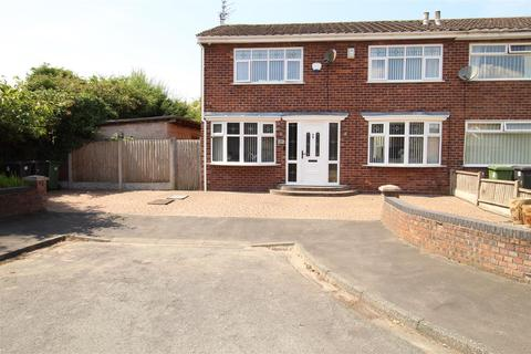 4 bedroom semi-detached house for sale - Oakham Drive, Liverpool