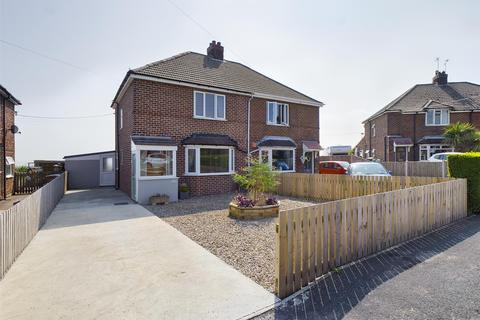 3 bedroom semi-detached house for sale - Wold View, Fridaythorpe