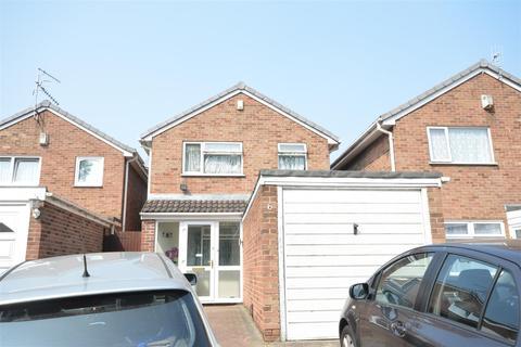 3 bedroom detached house for sale - Poulter Close, Nottingham