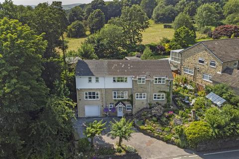 4 bedroom detached house for sale - Bradfives Lodge, 7 Windle Royd Lane, Warley