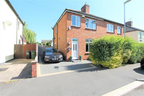 3 bedroom semi-detached house for sale - Waterloo Crescent, Wigston, Leicester LE18