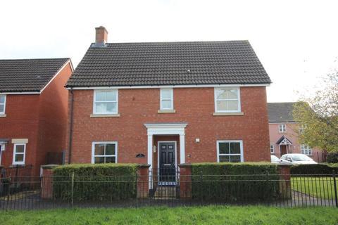4 bedroom detached house to rent - Moorhayes Area, Tiverton, Devon