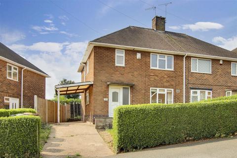 3 bedroom semi-detached house to rent - Langdale Road, Bakersfield, Nottinghamshire, NG3 7FE