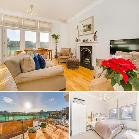 1 bedroom flat to rent - Comeragh Road, West Kensington, London, W14