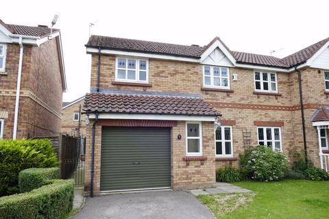 3 bedroom semi-detached house to rent - Dixon Close, Market Weighton