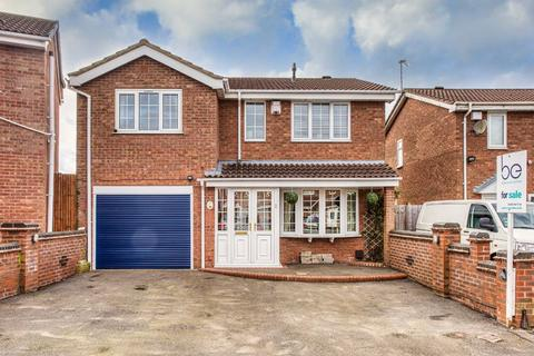 4 bedroom detached house for sale - 7, Snipe Close, Featherstone, Wolverhampton, WV10