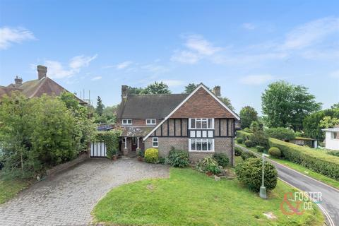 5 bedroom detached house for sale - Barrowfield Drive, Hove