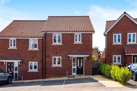 3 bedroom semi-detached house for sale - 5 Michaelmas Road, Malton, North Yorkshire, YO17 7PN