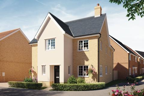 4 bedroom detached house for sale - Plot 335, The Fitzgerald at Rivenhall Park, Forest Road, Witham CM8