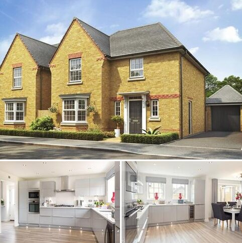 4 bedroom detached house for sale - Plot 7, Shenton at DWH @ Parc Fferm Wen, Celyn Close, St Athan, BARRY CF62