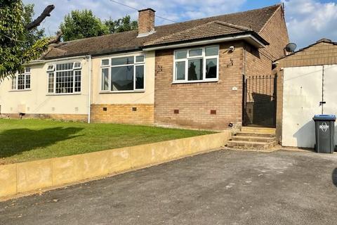 2 bedroom semi-detached bungalow to rent - Avondale Road, Brandon, Coventry, CV8