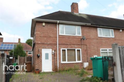 3 bedroom terraced house to rent - Harwill Crescent, Aspley NG8