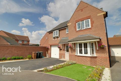 4 bedroom detached house for sale - Tacitus Way, Lincoln