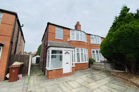 3 bedroom semi-detached house to rent - Heathside Road, Withington, Manchester, M20