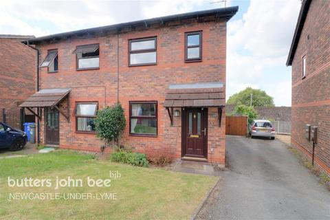2 bedroom semi-detached house to rent - Lionel Grove, Hartshill