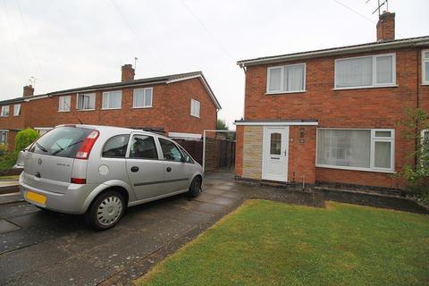 3 bedroom semi-detached house to rent - Patterdale Drive, Loughborough, LE11