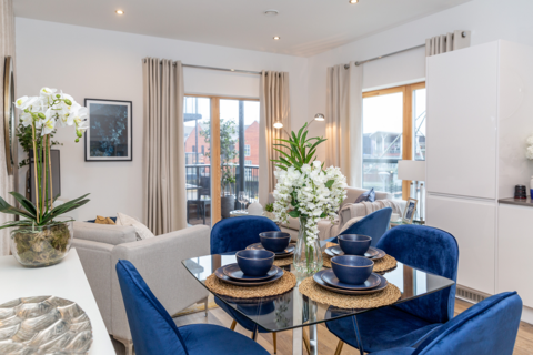 2 bedroom apartment for sale - Plot 376 Austin House, Two bedroom apartment at St Anne's Quarter, King Street NR1