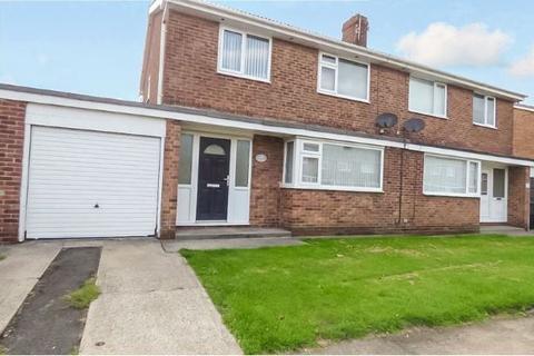 3 bedroom semi-detached house to rent - Ingram Drive, Cowpen Farm, Blyth, Northumberland, NE24 5DE